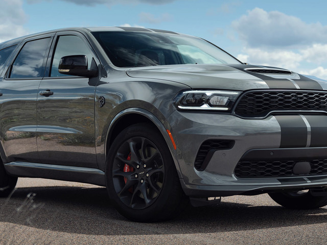 710 HP Dodge Durango SRT Hellcat Goes Up For Order Tomorrow For $80,995