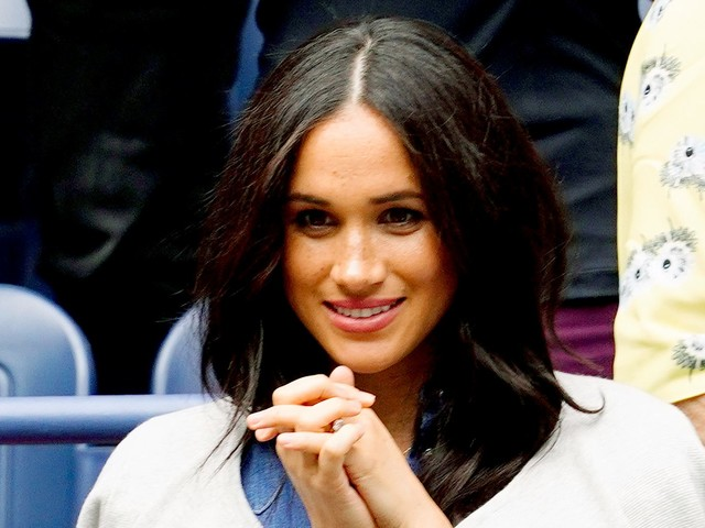 Meghan Markle's Denim U.S. Open Outfit Is On Sale Right Now