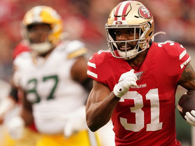 Raheem Mostert went from NFL castoff to 49ers playoff legend