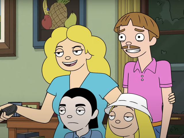 This dysfunctional family goes from riches to rags in trailer for adult animated comedy The Harper House