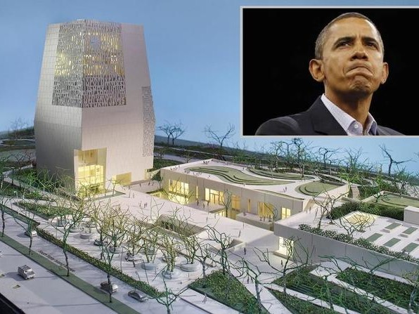Lawsuit To Halt $500 Million Obama Library May Proceed, Judge Rules