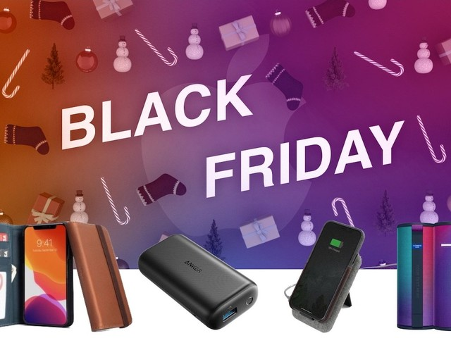 Black Friday 2019: Best Deals for Online Shoppers from Anker, Mophie, Sonos, and More