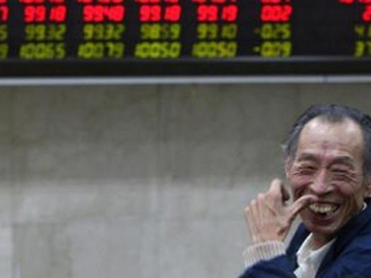 Futures Jump, China Soars After Beijing Promises More Stimmies