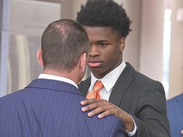 AJ Armstrong witness testifies to receiving threatening note
