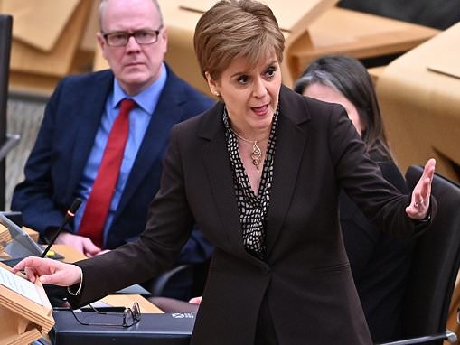 MSPs vote for another Scottish independence referendum in 2020