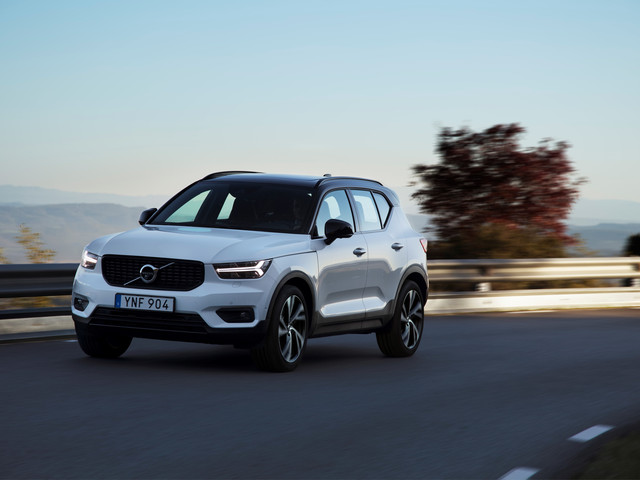 2019 Volvo XC40 – First Drive