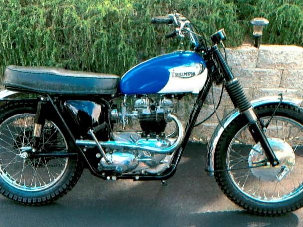 1966 Triumph TR6