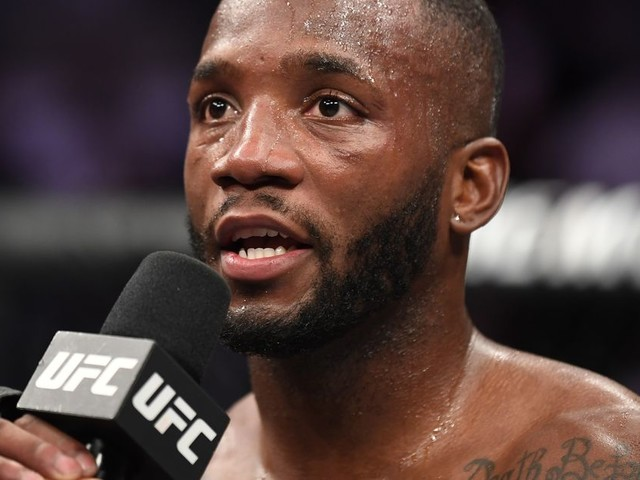 Edwards urges Woodley to accept UFC London fight: It's what the fans want