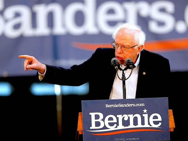 Inside the Beltway: Bernie Sanders rebrands socialism - just call it 'vibrant democracy'