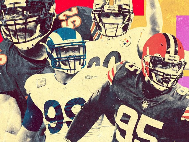 The Race for Defensive Player of the Year Belongs to Pass Rushers