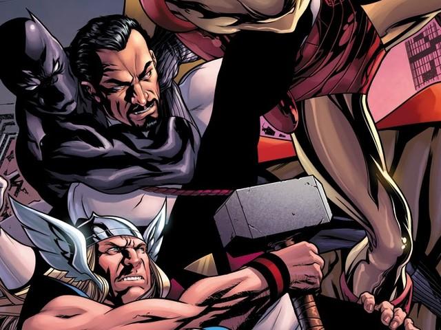 Marvel Heroes take on iconic villains in new variant program!