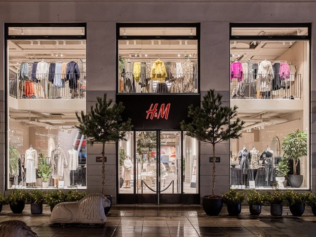 H&M Group number one in organic cotton and certified down