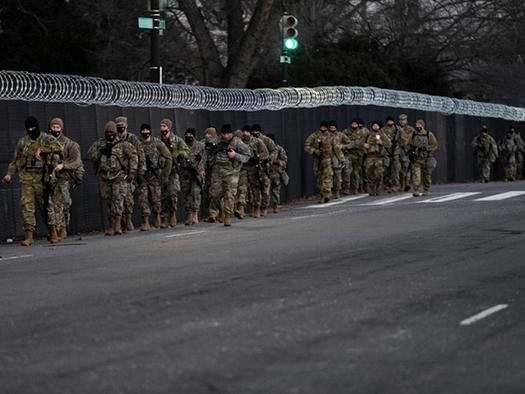 """National Guard To Stay In DC """"Through Fall 2021"""", Why?!"""