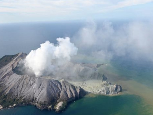 """Sudden"" Volcanic Eruption Kills 5 In New Zealand, Leaves Countless Unaccounted For"