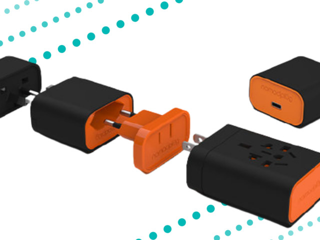 This universal charger works in over 195 countries — and it's on sale