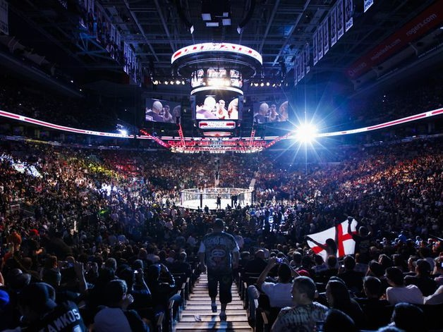 Lawsuit documents reveal more details on UFC's business, fighter pay