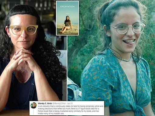 Wendy Ortiz accuses author of book that got a seven figure book deal of ripping her story off