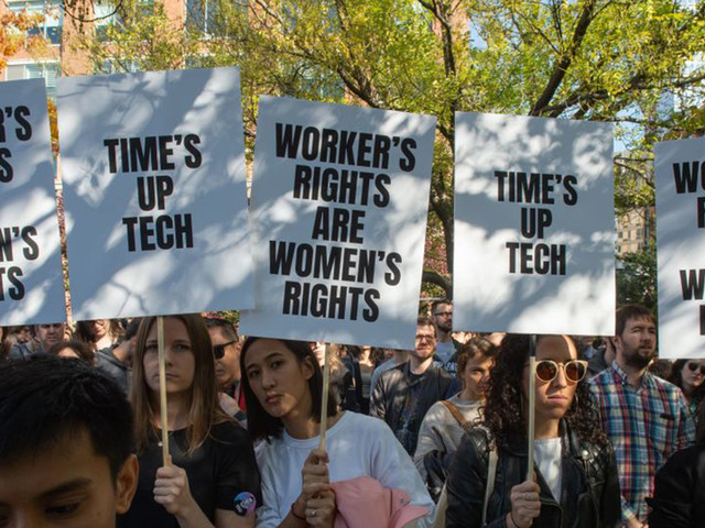 Google walkout leaders claim company retaliated against them, report says