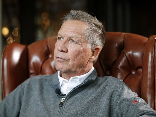 Kasich's costly civility speech