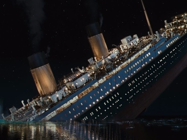 THE HINDENBURG MEETS THE TITANIC: Stocks are flashing an ominous signal not seen since the financial crisis