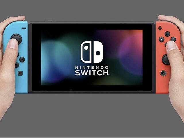 Get a $30 Amazon video game credit when you buy the Nintendo Switch