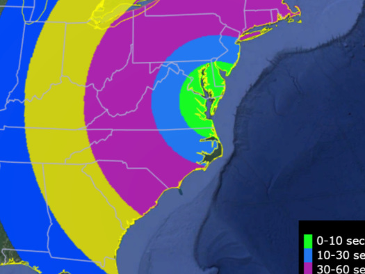 NASA Rocket Launch Could Dazzle Saturday Night Sky In Eastern US