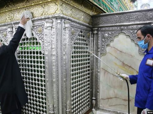 "Iran's Clerics ""Put World At Risk"" - Urging Pilgrims To Visit Qom Shrine, Outbreak Epicenter, As ""House For Cure"""