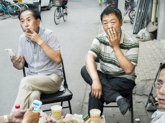 Big Chinese tobacco looks to go public in Hong Kong