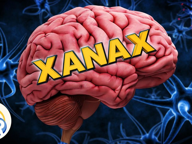 How Xanax works (video)