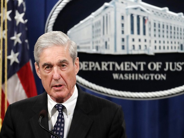 Donald Trump rips Robert Mueller prior to House hearings; 'Ridiculous Witch Hunt'