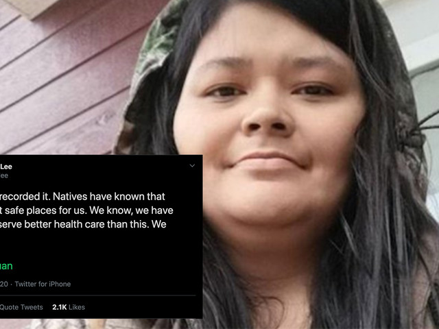Woman live-streams nurses taunting her right before her death