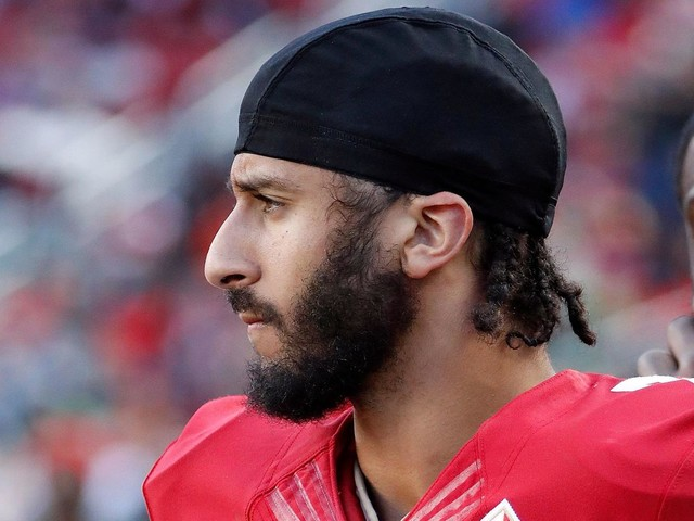 Colin Kaepernick certainly seems to be the victim of collusion. But can he prove it?