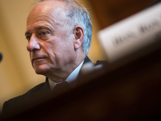 Iowa Rep. Steve KKKing Claims He Knows What Christ 'Went Through' After Congress Shut Him Down for Being Racist