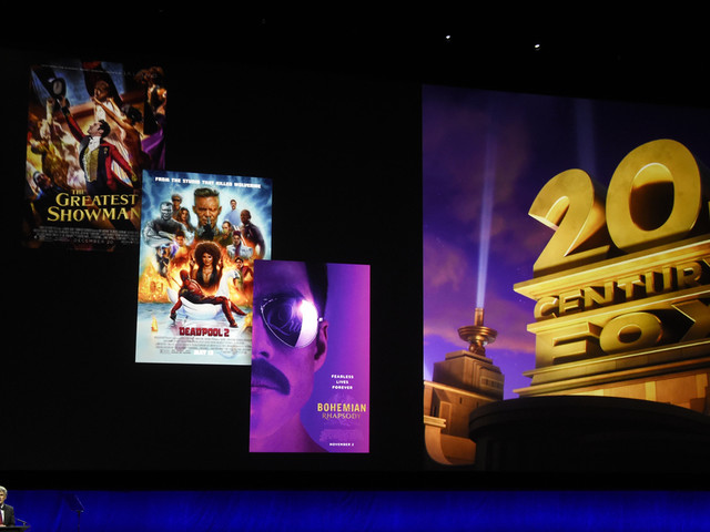 Report: Disney dropping the 'Fox' from movie studio names