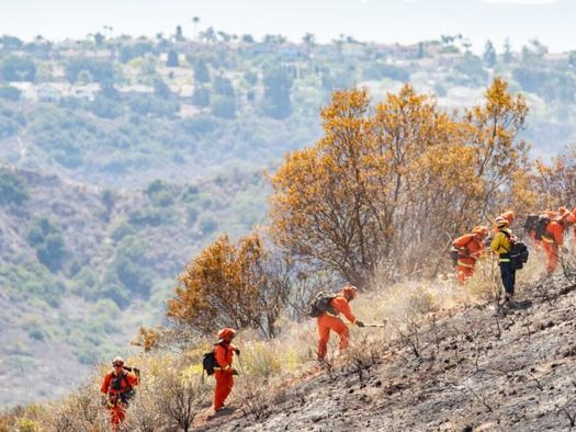 County Supervisors Blame Bad Policies - Not Climate Change - For California Wildfires