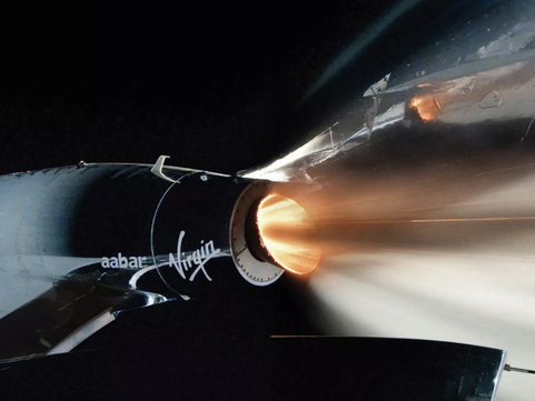 Virgin Galactic Makes History With Second Commercial Spaceflight