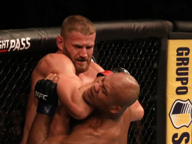 Pros react to Blachowicz's win over Jacare at UFC Sao Paulo
