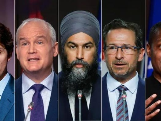 Misinfo, Astro-Turfing, & Media Bias Abound Early In Canada's Election Cycle
