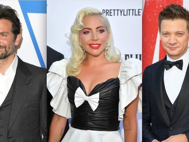 Lady Gaga Torn Between Bradley Cooper And Jeremy Renner?