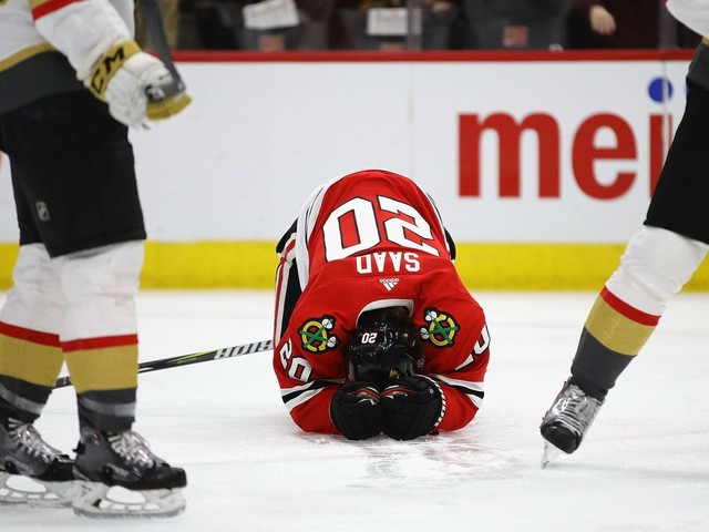 Blackhawks are paying a steep price for championship run