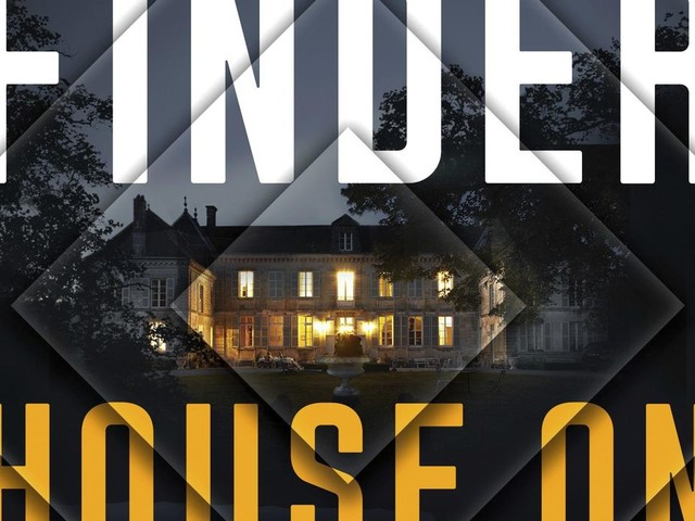 Review: `House on Fire' is one of Finder's best thrillers