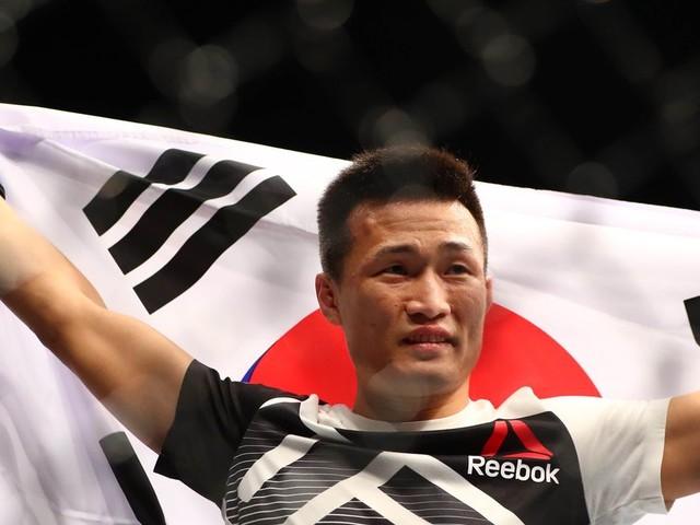 'Korean Zombie' says he wants to fight Frankie Edgar next