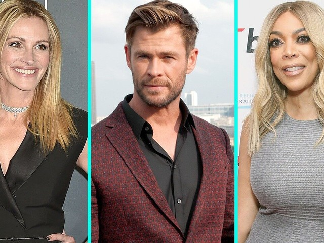 Julia Roberts, Chris Hemsworth, Wendy Williams & More to Receive Stars on Hollywood Walk of Fame in 2020