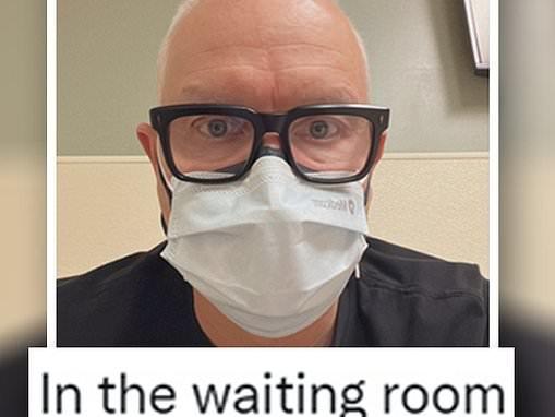 Blink-182 star Mark Hoppus reveals he has undergone surgery to remove his chemo port