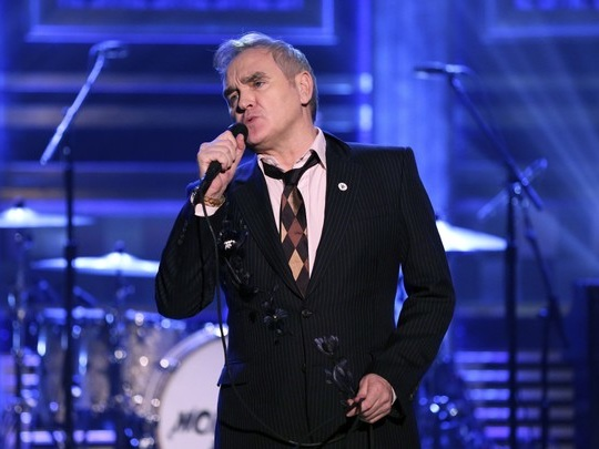 """Morrissey Shares Statement About The Media's """"Contorted Interpretation Of Who And What I Am"""""""
