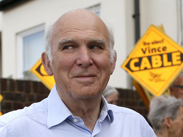 Vince Cable Set For Coronation As Ed Davey Rules Himself Out Of Lib Dem Leadership Race
