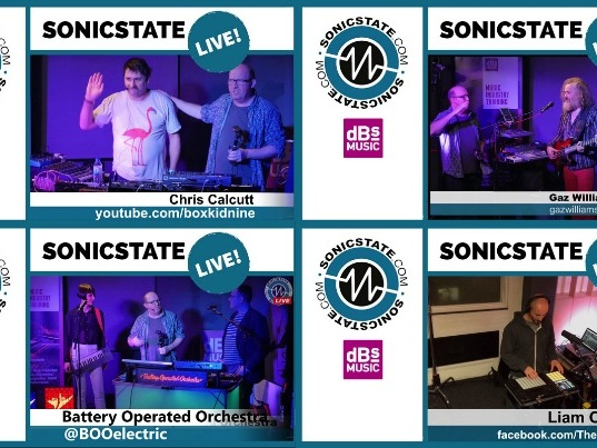 Sonic Live@dBS Music - Live Performances
