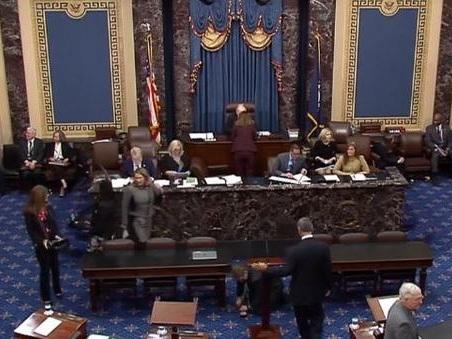 Senate Passes USMCA Trade Deal 89-10