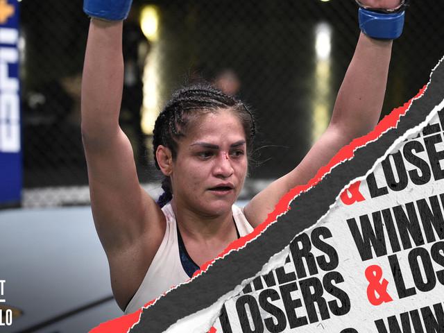 UFC Vegas 2: Eye vs. Calvillo - Winners and Losers