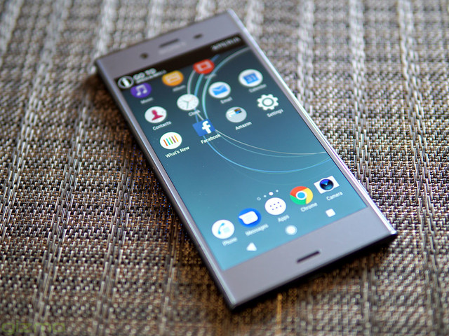 Sony Xperia XZ1: Hands-On